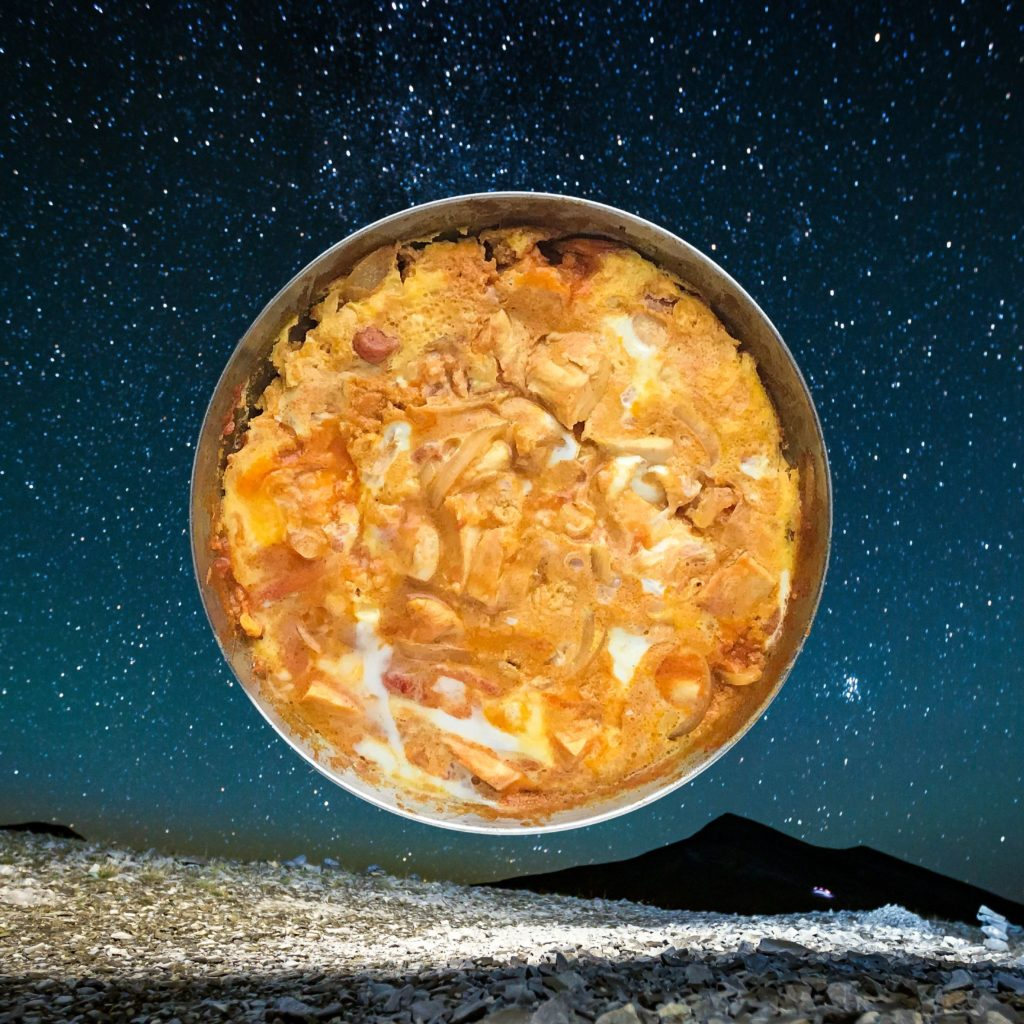 アゼルバイジャンの親子丼